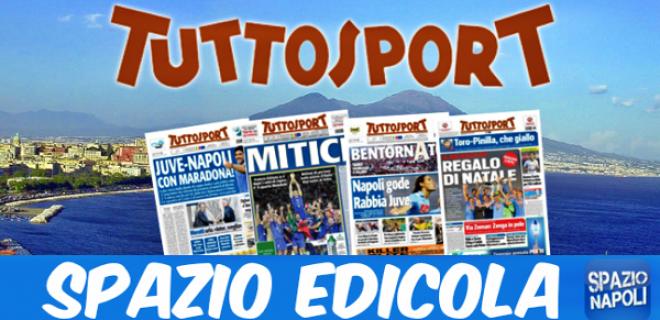 Edicola Tuttosport