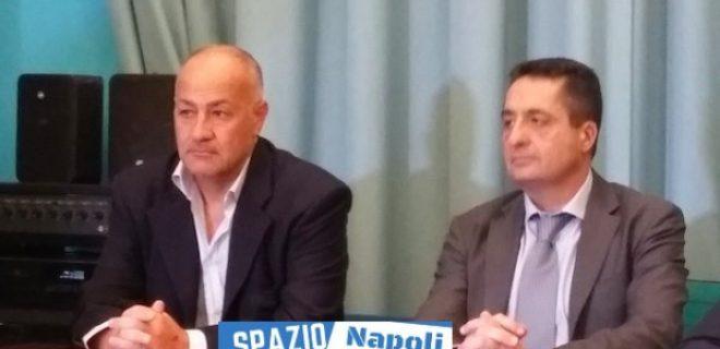 Luciano Tarallo e Nicola Lombardo