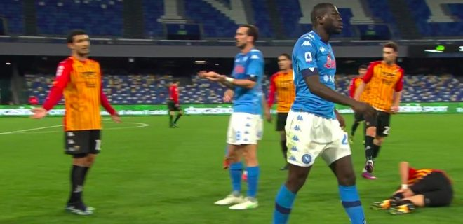 koulibaly rosso