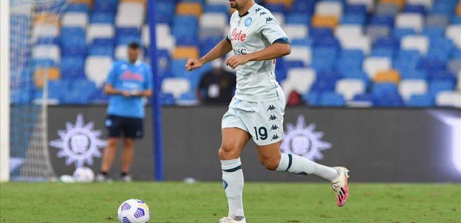Maksimovic in Napoli-Pescara, FOTO SSC NAPOLI