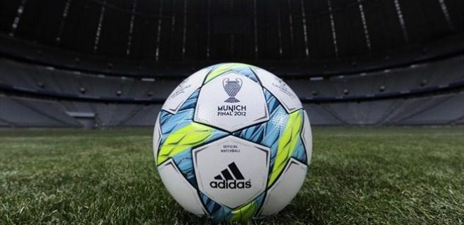pallone uefa